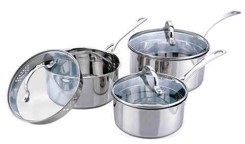 Sabichi 3pc Pan Set-83128