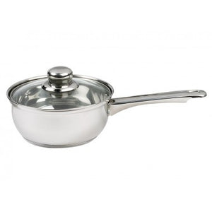 Sabichi Essential Saucepan with Glass Lid - Homely Nigeria - 1