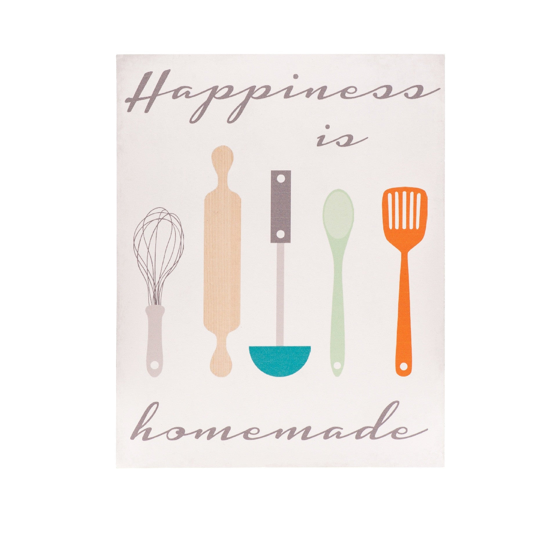 photograph regarding Happiness is Homemade identify Most significant Joy is Home made Wall Plaque-2800694