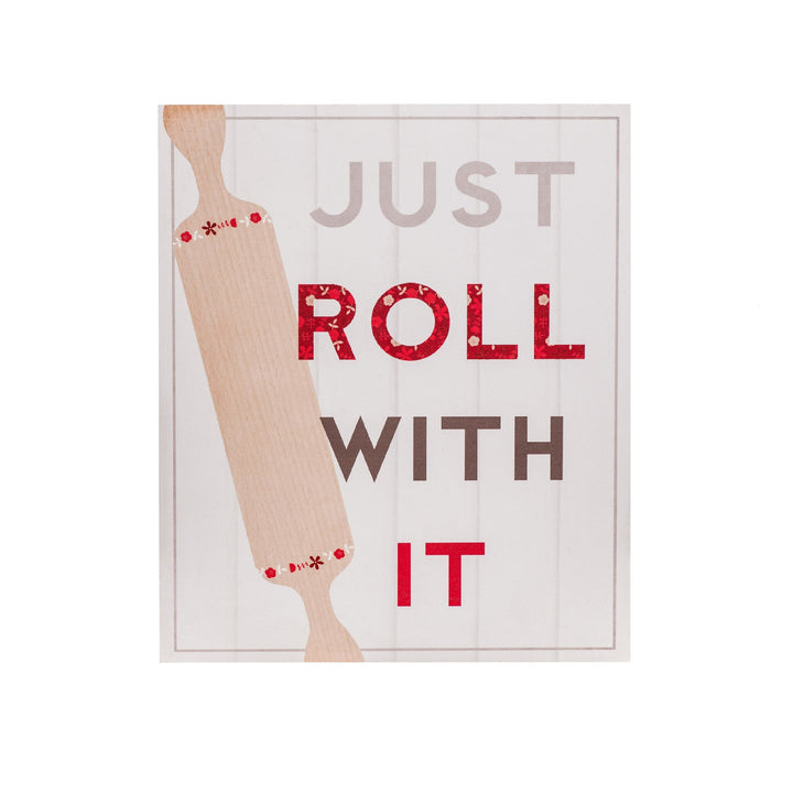 Premier Just Roll With It Wall Plaque-2800693 - Homely Nigeria