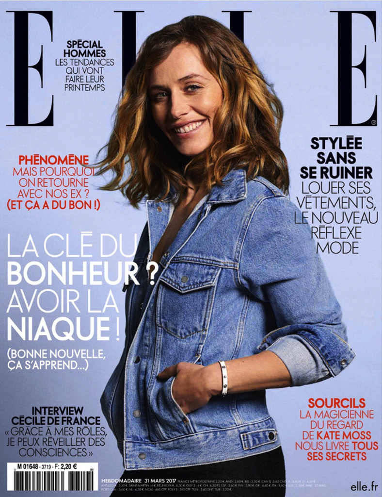 APRIL 2017 | FEATURE | ELLE FRANCE