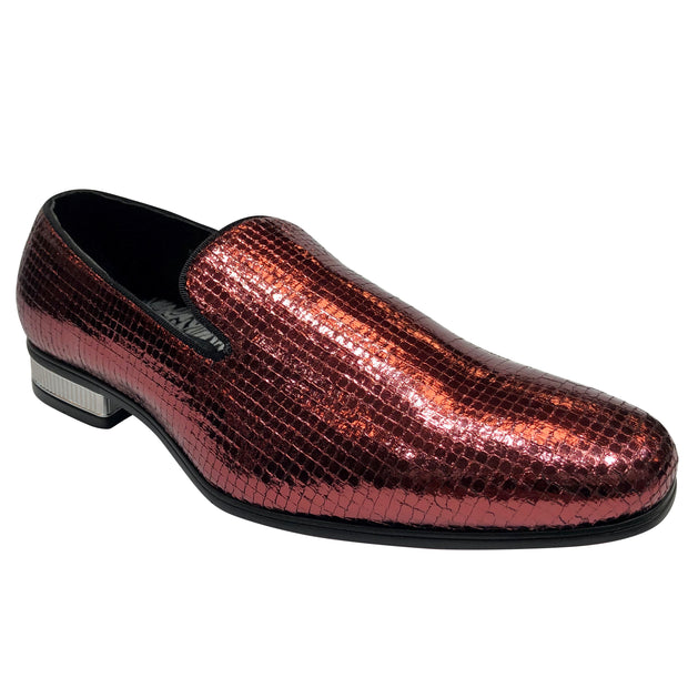 After midnight Shoe 6882Burgundy