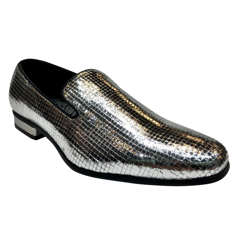 After midnight Shoe 6882Silver