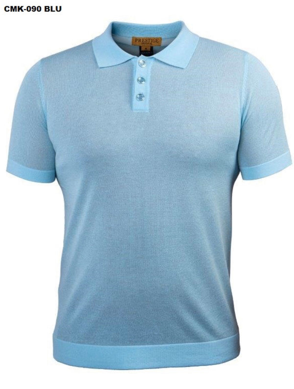 Prestige Luxury Polo Blue 090