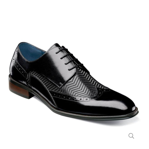 Stacy Adams Shoe Maguire Black