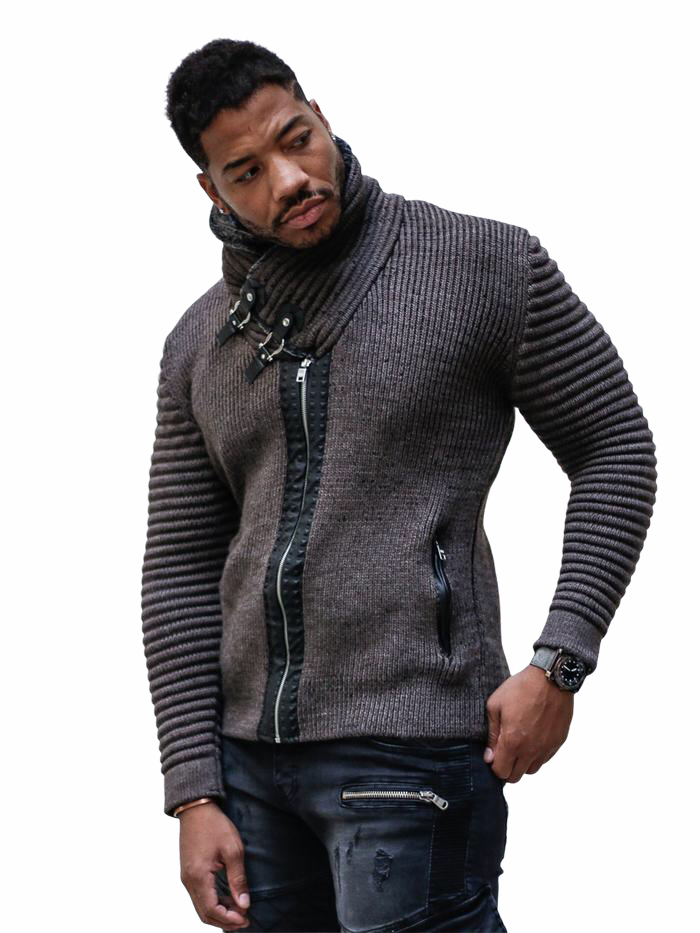 Young Republic Cardigan (Brown)