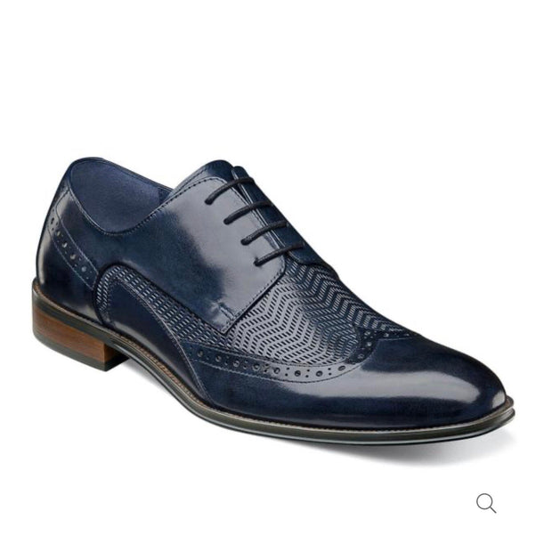 Stacy Adams Shoe Maguire Navy