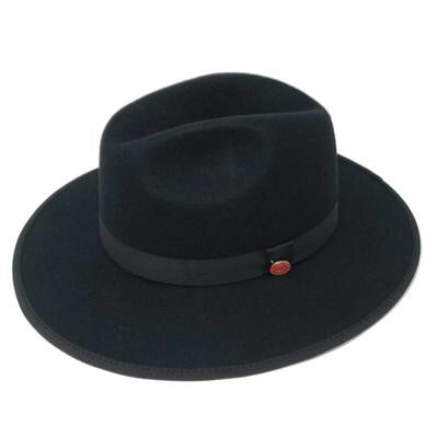 Bruno Capelo Hat Monarch Black/Red