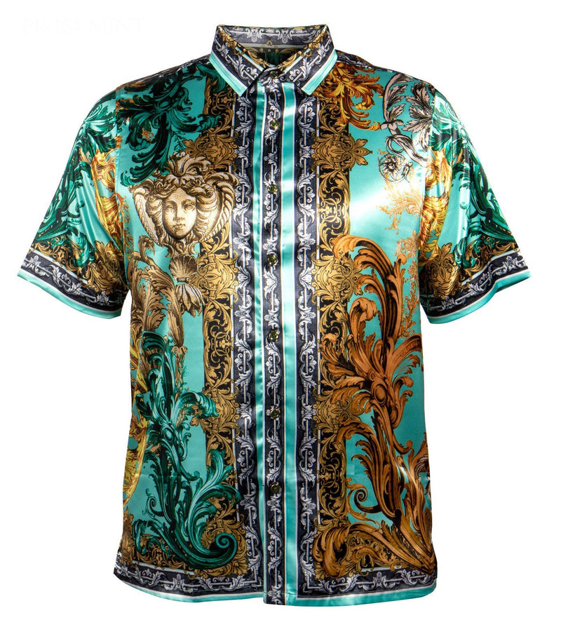 Prestige Luxury Shirt (Mint) 152