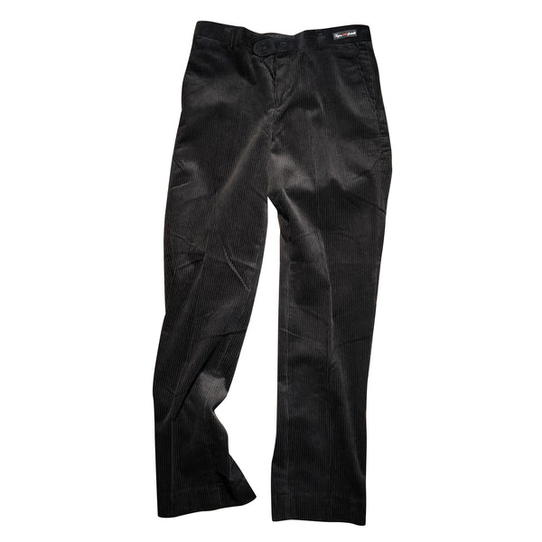 Inserch Corduroy Pant'Black