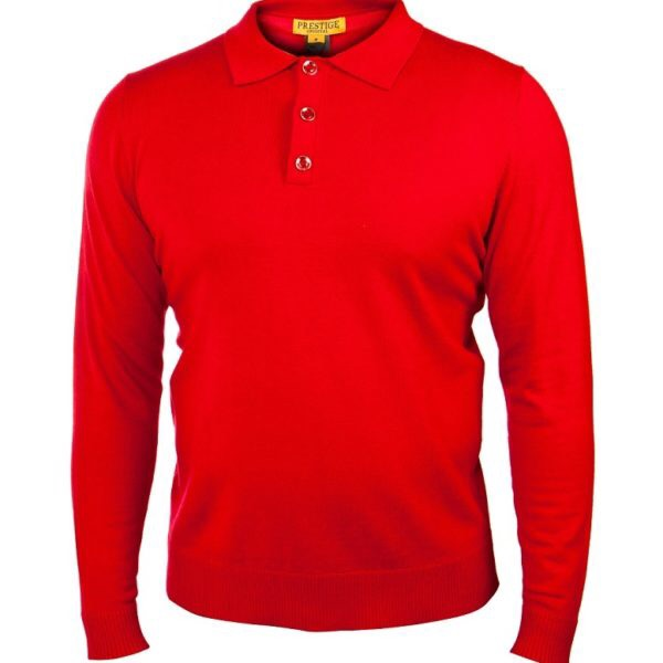Prestige Polo Red