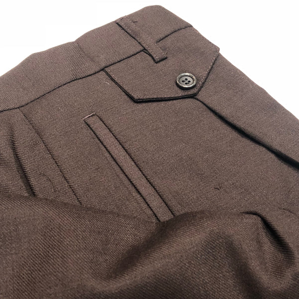 Black Diamond Slacks Semi Wide-WP122
