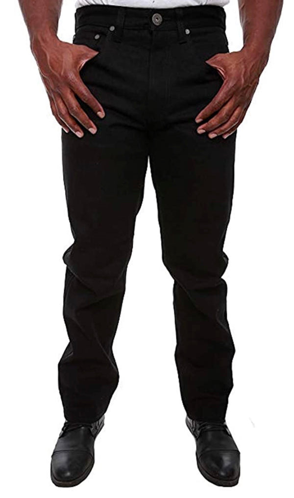 Veno Jean Relaxed Comfort Fit (Black/Black)