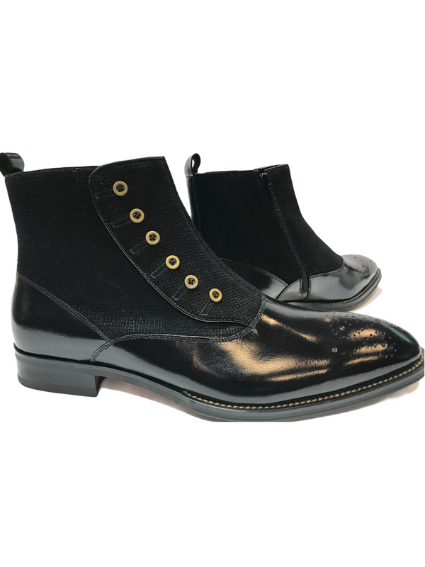 Giovanni Melik Boot (Black)