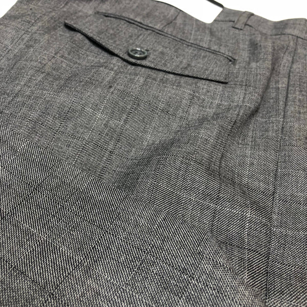 Black Diamond Slacks Semi Wide-WP103