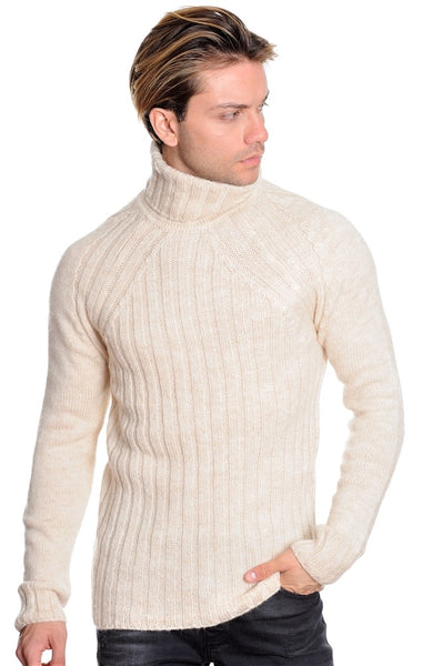 LCR TurtleNeck Sweater Beige