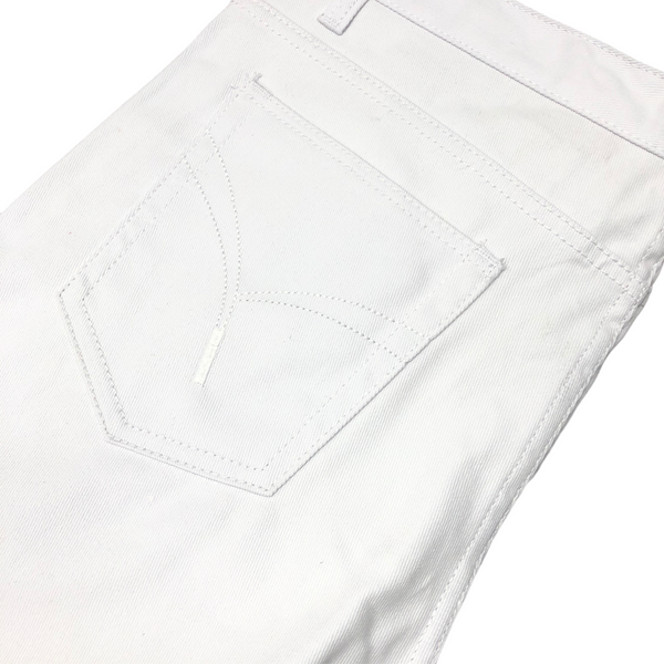 Veno Jean Relaxed Comfort Fit (Pure White)