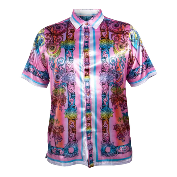 Prestige Luxury Shirt (Pink) 153