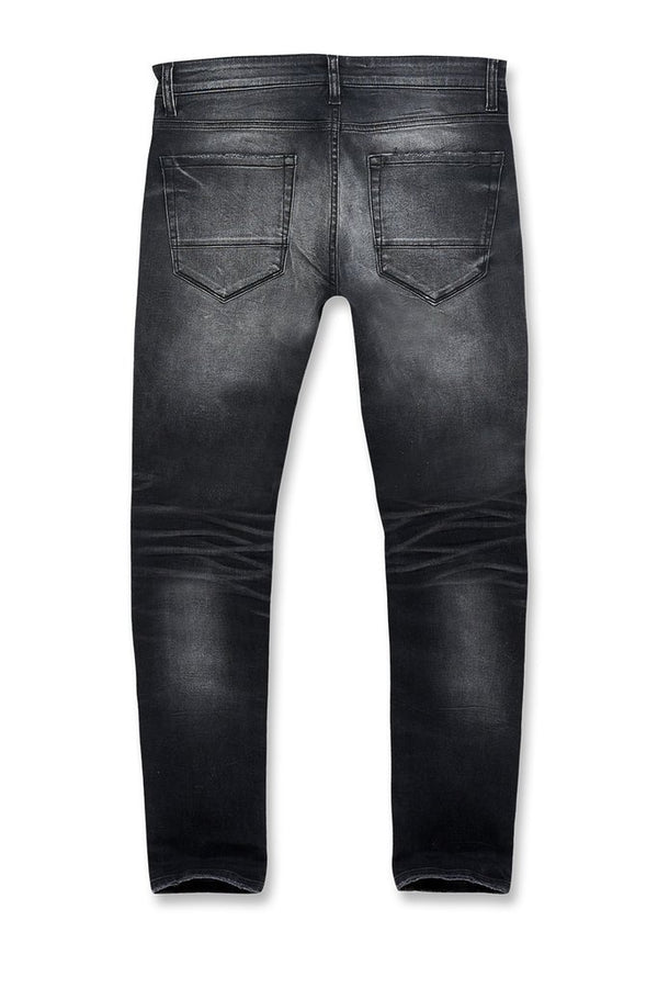 Jordan Craig Jean Collins Fit (Black Shadow) Relaxed