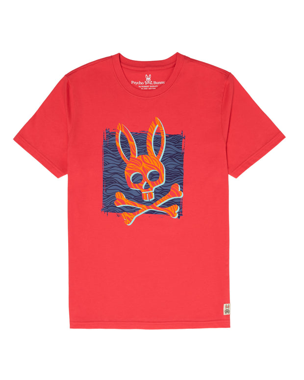 Psycho Bunny Mens Big and Tall Earnshaw TShirt