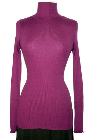 Women's Silk Turtleneck Camisole in Baton Rouge