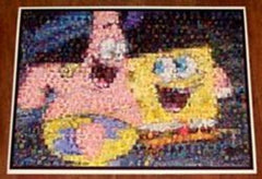 Amazing Patrick & Spongebob Squarepants Montage 1 of 25 , SpongeBob SquarePants - n/a, Final Score Products  - 1