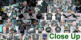 Amzng Philadelphia Eagles Donovan McNabb JERSEY Montage , Football-NFL - n/a, Final Score Products  - 2