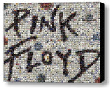 Framed Pink Floyd Albums Mosaic 9X11 inch Limited Edition Art Print w/COA , Novelties - n/a, Final Score Products  - 1