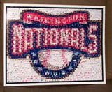 Amazing Washington Nationals Montage Limited Edition , Baseball-MLB - n/a, Final Score Products  - 1