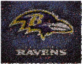 Best Bar Game Room Baltimore Ravens Sign framed w/COA , Football-NFL - n/a, Final Score Products  - 1