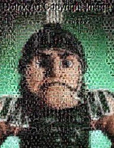 Amazing Michigan State Spartans SPARTY Montage w/COA , College-NCAA - n/a, Final Score Products  - 1