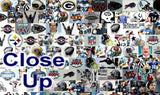 Amazing Dallas Cowboys Helmet Montage. 1 of only 25 , Football-NFL - n/a, Final Score Products  - 2