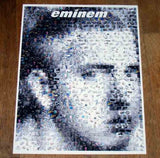 Amazing eminem MONEY Montage original art 1 of only 25 , Other - n/a, Final Score Products  - 1