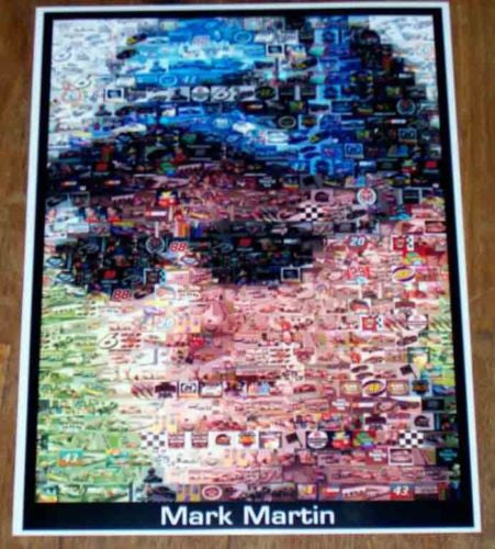 Amazing Mark Martin NASCAR Montage 1 of only 25 ever