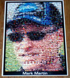 Amazing Mark Martin NASCAR Montage 1 of only 25 ever , Racing-NASCAR - n/a, Final Score Products  - 1