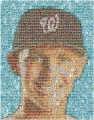 Amazing 1952 Topps set Steven Strasburg Montage , Baseball-MLB - n/a, Final Score Products  - 1