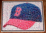 AMAZING Boston Red Sox vintage cap hat Montage! WOW!!! , Baseball-MLB - n/a, Final Score Products  - 1