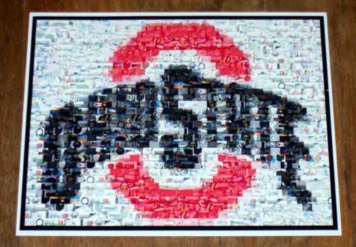 Amazing The Ohio State University Montage OSU. 1 of 25 , College-NCAA - n/a, Final Score Products  - 1