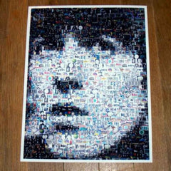 Amazing George Harrison The Beatles montage 1 of 25 , Other - n/a, Final Score Products  - 1