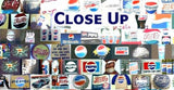 Amazing Pepsi Cola Double Dot vintage sign Montage , Other - Pepsi, Final Score Products  - 2