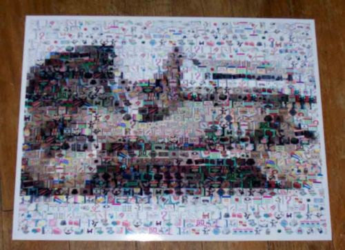 Amazing Monopoly Racecar Car piece Montage #ed to 25