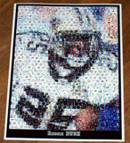 Amazing New Orleans Saints Reggie Bush Montage. 1 of 25 , Football-NFL - n/a, Final Score Products  - 1