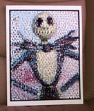 Jack Skellington Nightmare Before Christmas Montage , Football-NFL - n/a, Final Score Products  - 1