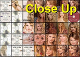 Incredible Framed Taylor Swift Mosaic 9X11 inch Limited Edition Art Print w/COA , Novelties - n/a, Final Score Products  - 2