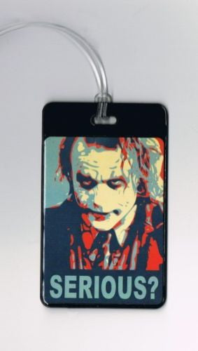 Batman the Dark Knight JOKER Luggage or Book Bag Tag , Other - n/a, Final Score Products  - 1