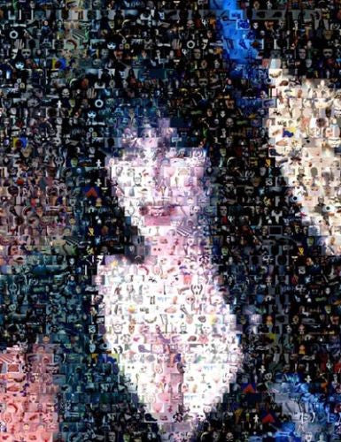 Amazing Elvira Mistress of the Night Monster Montage , Color - n/a, Final Score Products  - 1