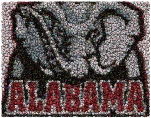 Alabama Crimson Tide Best Bar Game Dorm Room Sign EVER , College-NCAA - n/a, Final Score Products  - 1
