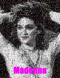 Amazing Madonna circa 1984 Bands montage art #ed to 25 , Other - n/a, Final Score Products  - 1