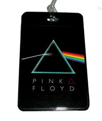 Pink Floyd The Dark Side Of The Moon Luggage or Book Bag Tag , Novelties - n/a, Final Score Products  - 1