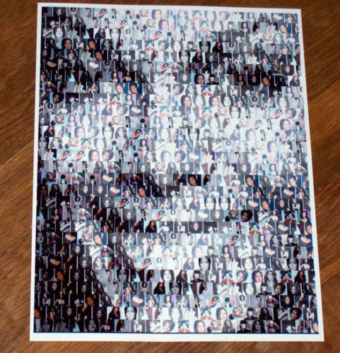 Amazing Janet Jackson 25 year Montage Limited Edition , Jackson, Janet - n/a, Final Score Products  - 1